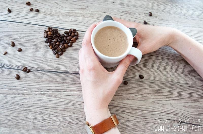 Bulletproof Coffee Rezept Wirkung Keto Kaffee Erfahrung