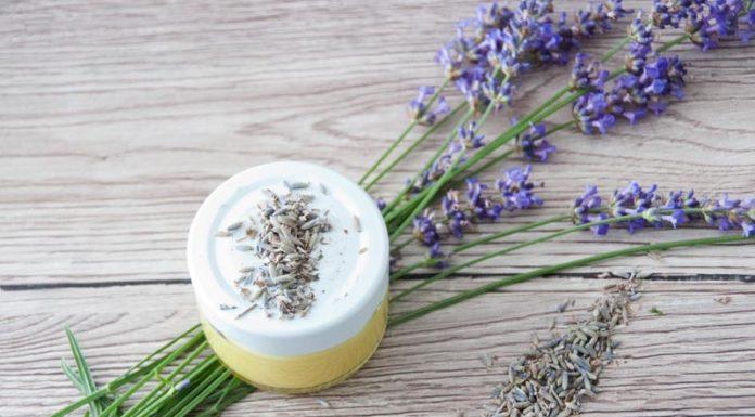 Lavendel Creme selber machen
