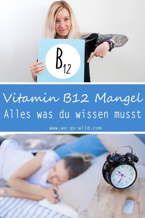 Was Ist Vitamin B12 Mangel