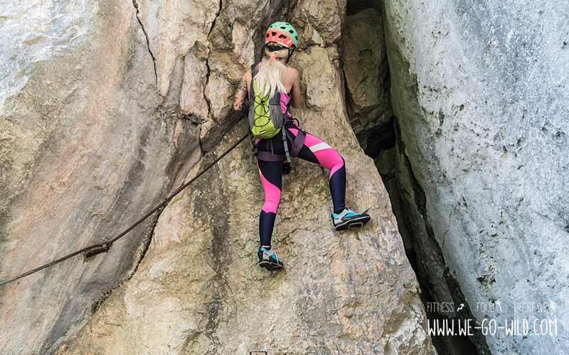 Klettersteig Für Anfänger : Salewa klettersteig m bad hindelang oberjoch