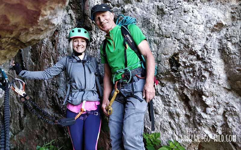 Klettergurt Für Anfänger : Klettersteig anfänger tipps die du unbedingt beachten musst