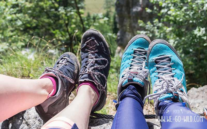Klettersteig Tipps für Anfänger