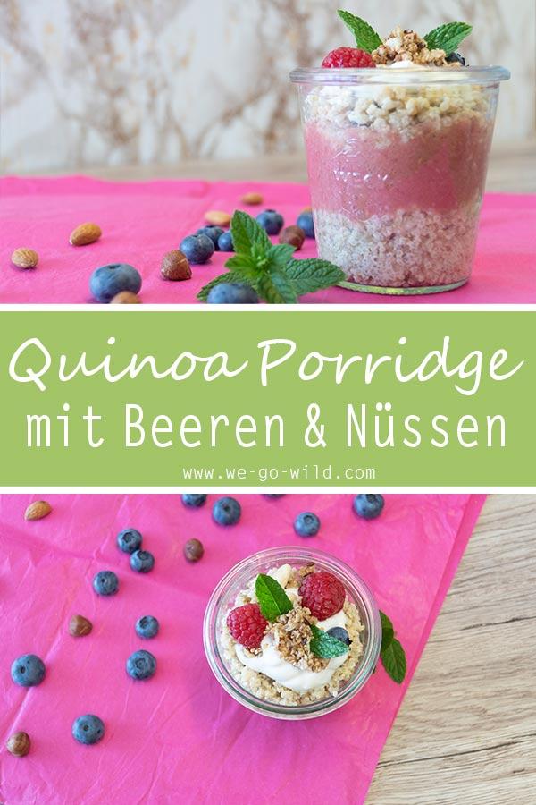 Quinoa Porridge Rezept