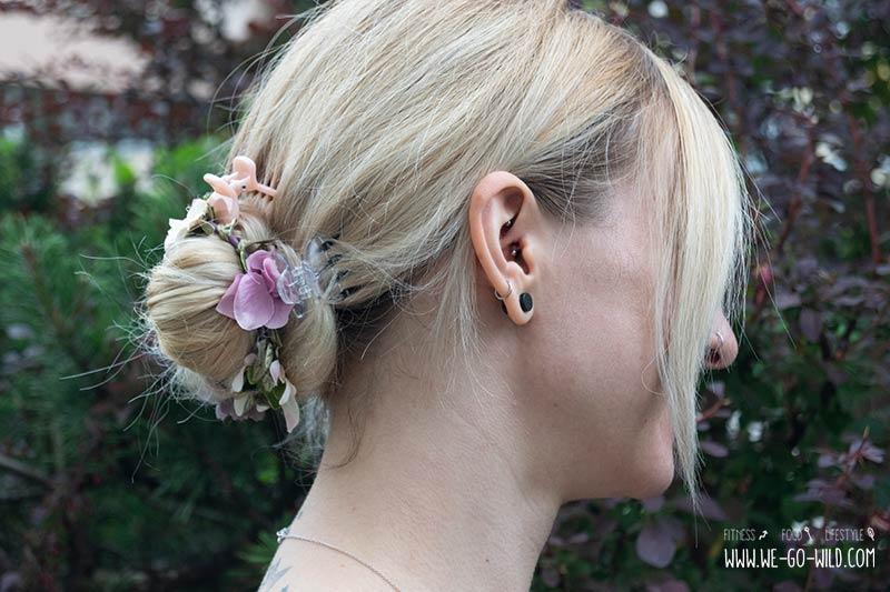 Migräne Piercing Daith gegen Kopfschmerzen