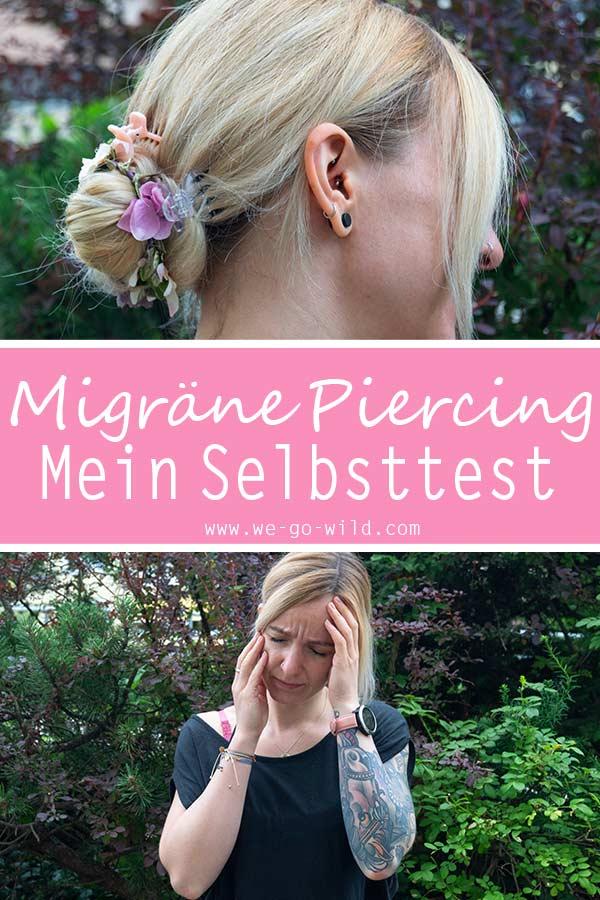 Migräne Piercing im Selbstversuch