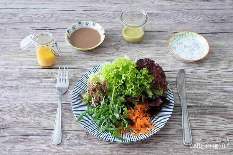 5 Unwiderstehliche Rezepte Für Kalorienarme Salatdressings