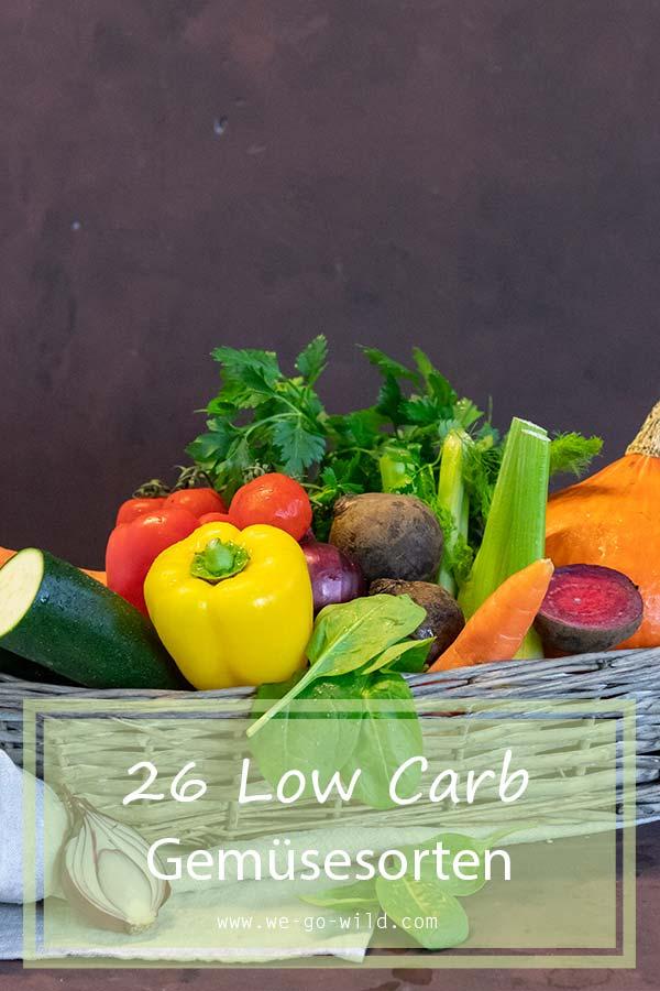 Gemüse im atkins Diätmenü erlaubt