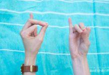 Finger Yoga Übungen Hand Mudras