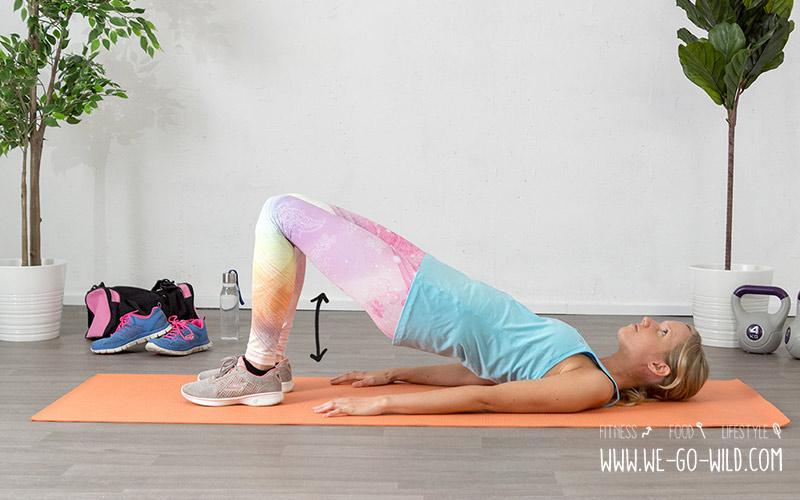 Super Rückentraining ohne Geräte - 11 effektive Übungen für den Rücken &AC_26