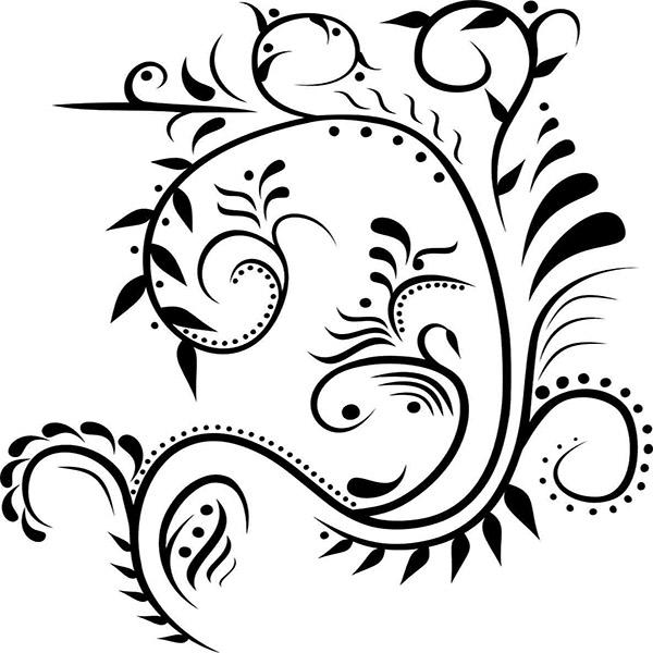 Henna Tattoo selber machen - Kunstvolle DIY Mehndis + Vorlagen