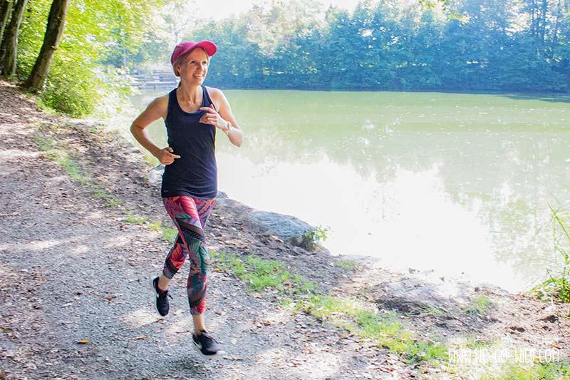 wie lange dauert abnehmen durch joggen