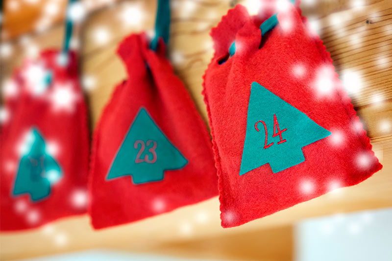 Fitness Weihnachtskalender.Fitness Adventskalender Vergleich 2019 7 Adventkalender Im