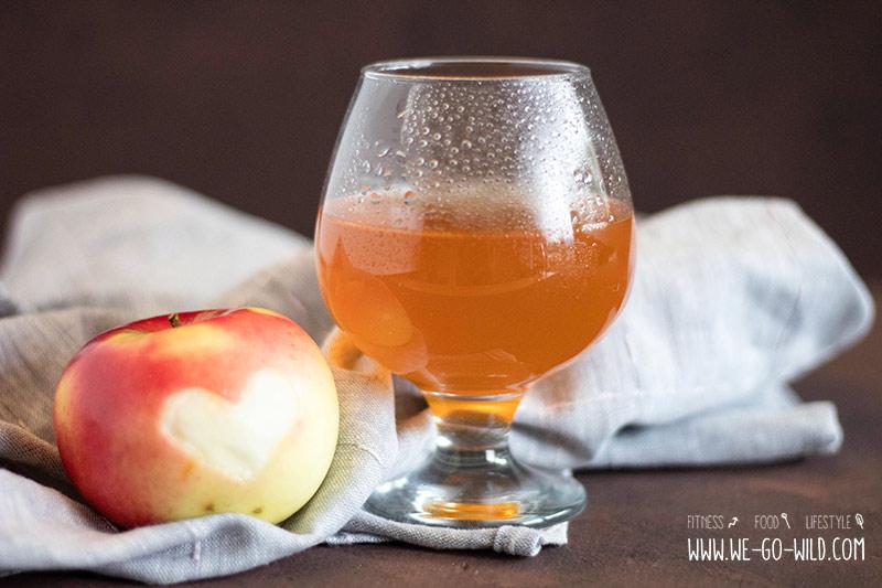 Nehmen Sie Apfelessig abnehmen