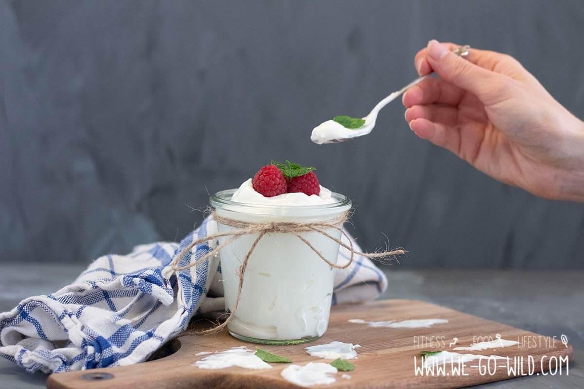 joghurt selber machen anleitung f r cremige diy joghurts. Black Bedroom Furniture Sets. Home Design Ideas