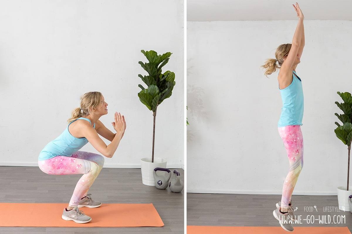 Cardio Training zu Hause Die besten Tipps und Übungen