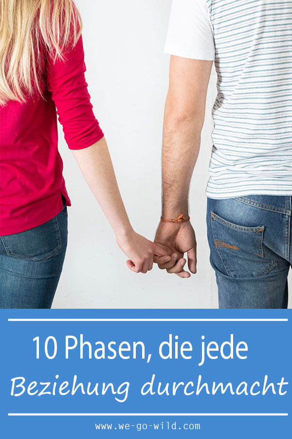 Dating-Phasen Beziehung