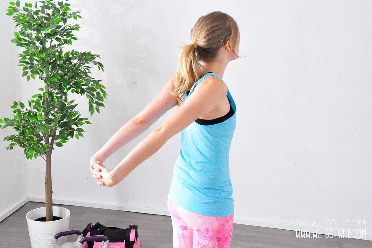 8 Morgengymnastik Übungen für einen fitten Start in den Tag