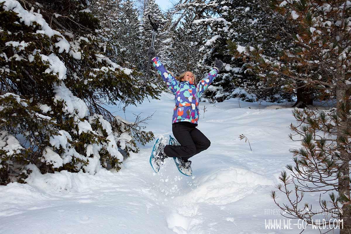 Schneeschuhwandern Ausrüstung Tipps für die 1. Tour WE
