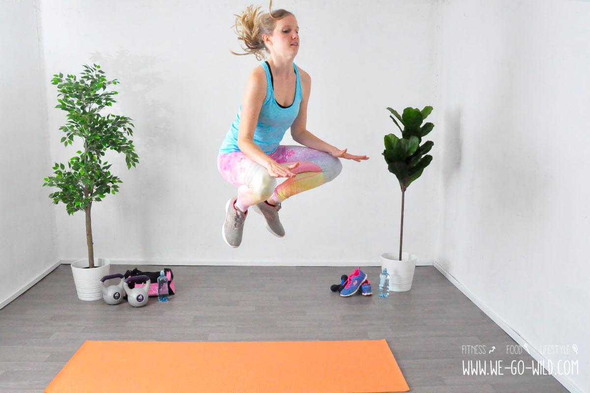 Videos von Übungen zum Abnehmen Frauen