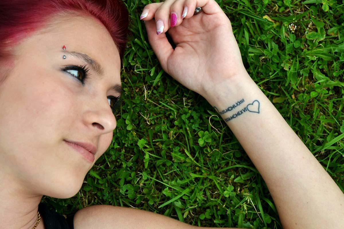 Schöne tattoos kleine Tattos &