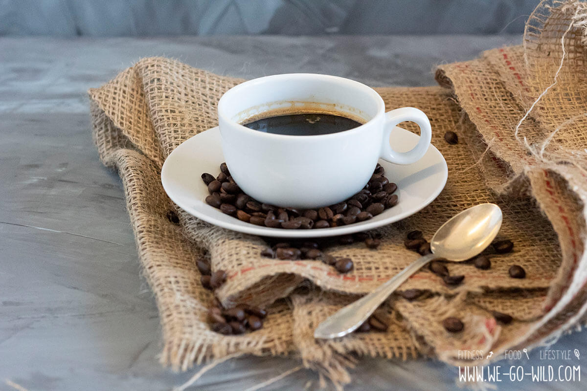 Kaffee gegen Kopfschmerzen - So wirkt er! - WE GO WILD
