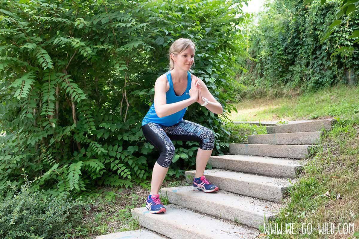 Kalorienverbrauch Treppensteigen