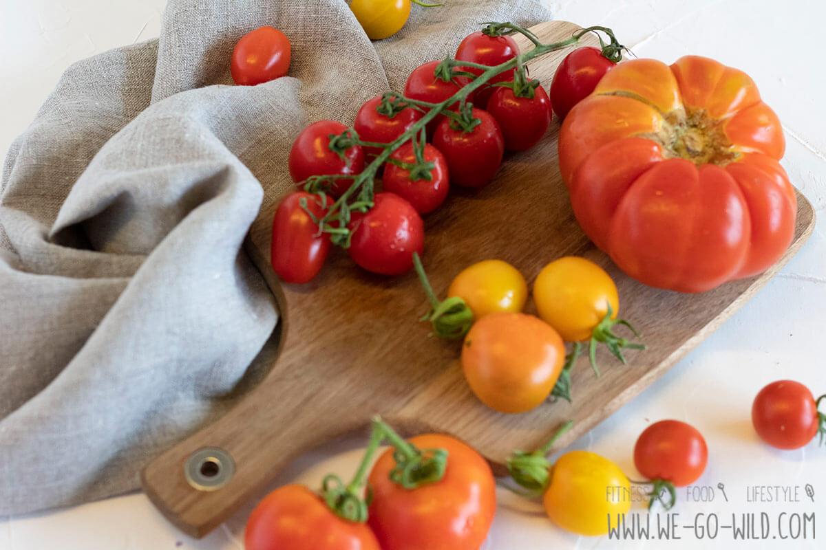 Tomaten Obst
