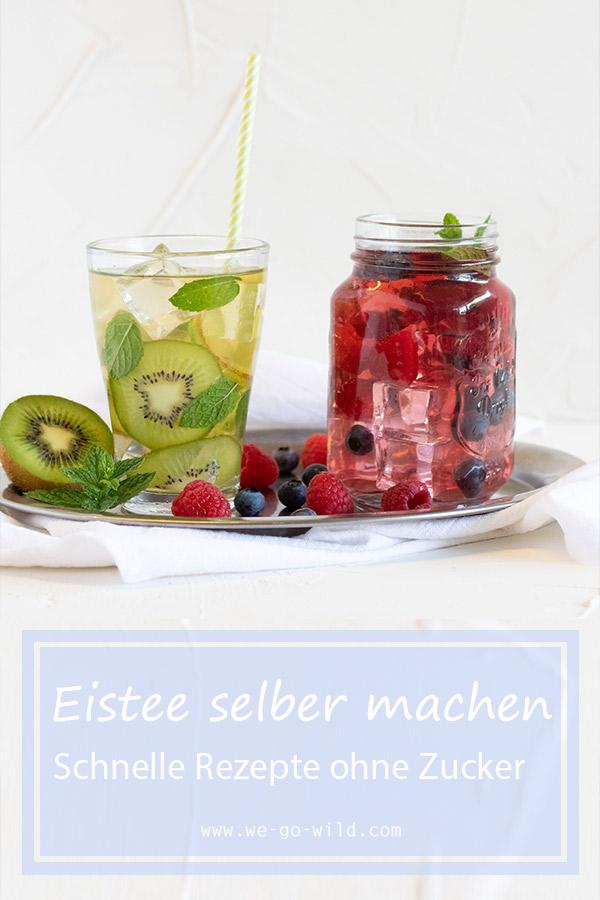 Hausgemachte Getränke zum Abnehmen in 3 Tagen