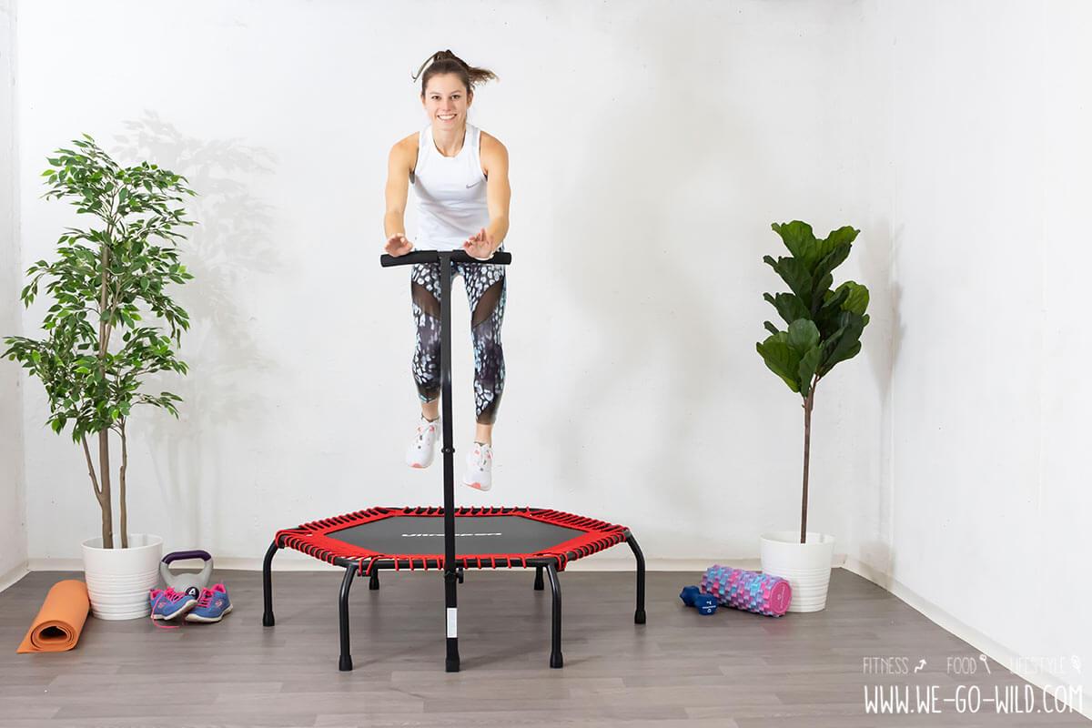kann man mit trampolinspringen abnehmen