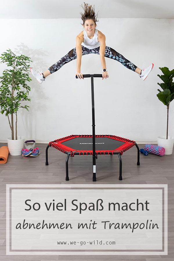 Abnehmen Mit Trampolin : abnehmen mit trampolin so purzeln 2020 die kilos we go wild ~ Watch28wear.com Haus und Dekorationen