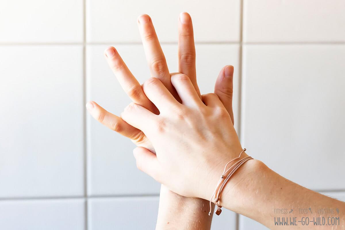 Hände Verschränken