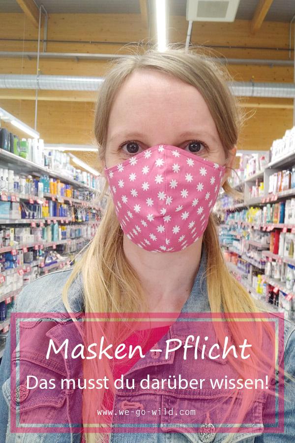 Masken Pflicht