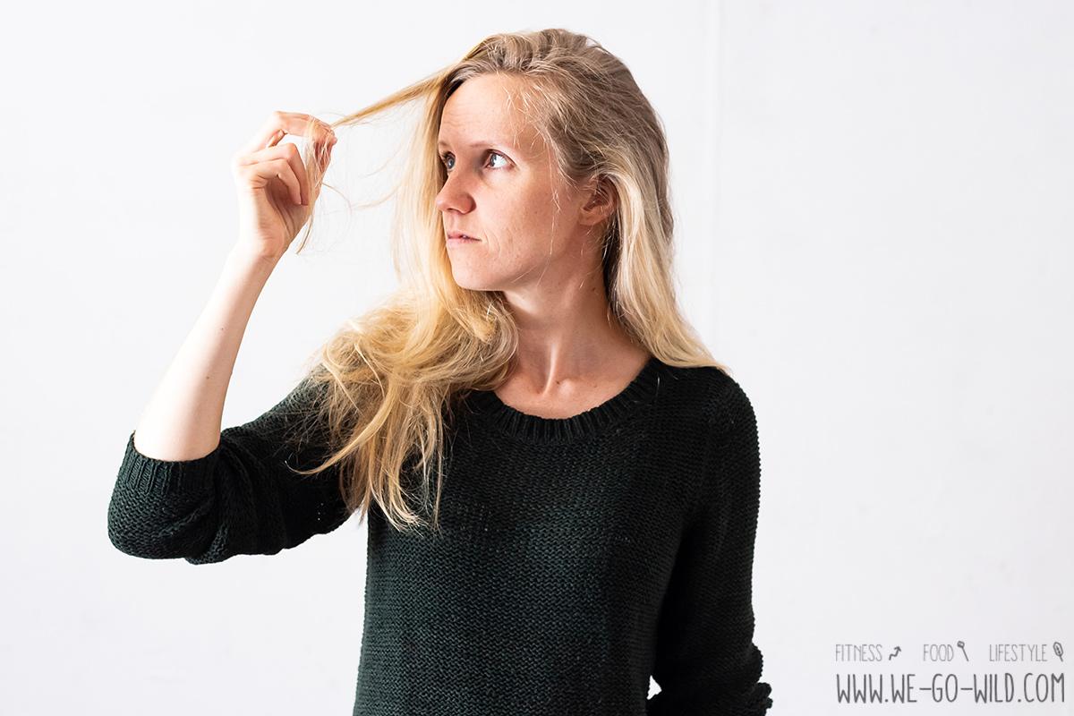 Graue Haare mit 30 - WE GO WILD