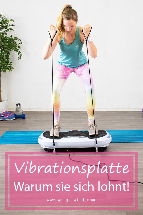 Vibrationsplatte Sinnvoll