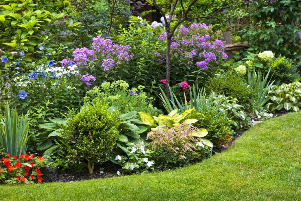 Gartentrends 2021 - der blühende Vorgarten